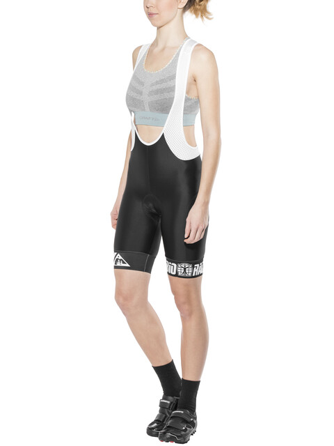 Red Cycling Products Pro Race Bib Shorts Dames zwart